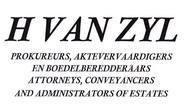 H Van Zyl Attorneys