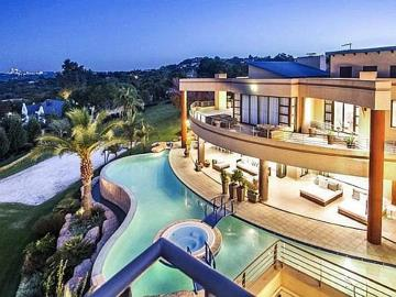 5 Majestic Mansions For Sale In Joburg S Bryanston