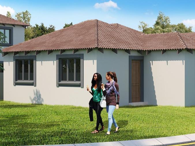 Property Development in Dawn Park