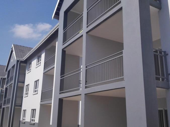 Property Development in Die Hoewes