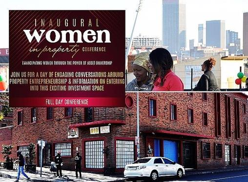 Book your spot at Women in Property conference - 27 Aug