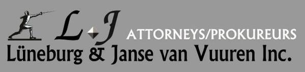 Lüneburg & Janse van Vuuren Inc