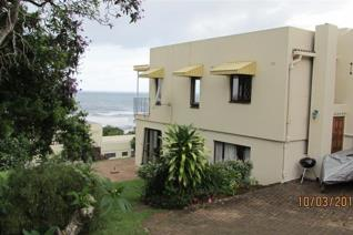 The perfect holiday home apartment with stunning views of the Indian Ocean. This unit is in a secure complex with lovely gently sloping ...