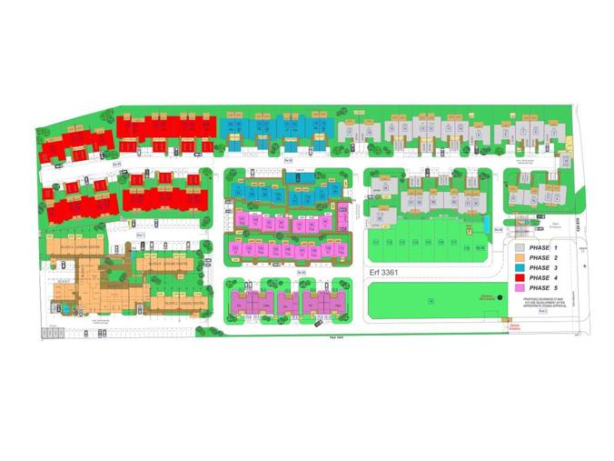 Retirement Development in Nelspruit Central