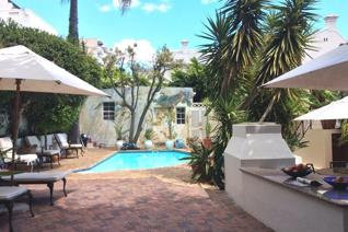 This 4-star heritage protected guesthouse is situated in the middle of Sea Point, close to the Central Business District of Cape Town - ...