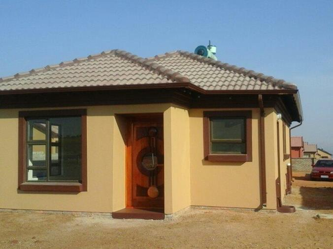 2 bedroom house for sale in soshanguve bb mapoto street for Bb home design