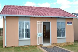 Secure your 2 bedroomed newly built house in the cheapest township in Boksburg (Windmill ...