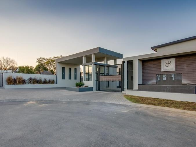 Property Development Centers : The residence lonehill new development for sale in