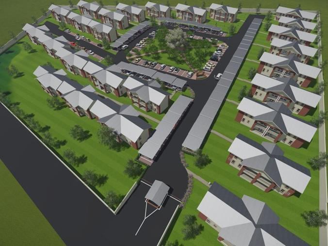Property Development in Groblerpark