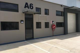 Brand new secure mini factory development within the secure Imbonini Industrial Park.  ...