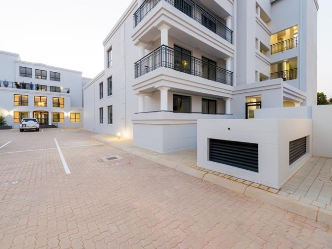 2 Bedroom Apartment / Flat To Rent In Rivonia   Homestead Road    P24 106046764
