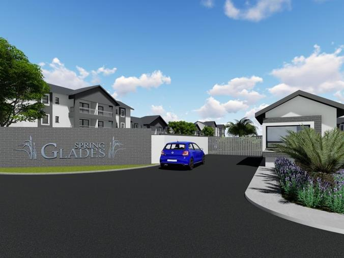 Property Development in Roodepoort Central