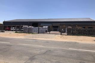 1 200 square meter warehouse for sale in Ladine.  2 national tenants with lease agreements in place.  Monthly rental income of R60 ...