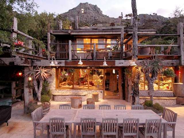 Must See Magical Forest Home In Hout Bay Up For Auction Auctions News