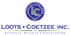 Property for sale by Loots Coetzee Inc