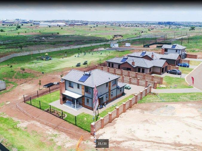 New Property Developments In Midrand : Bedroom house for sale in clayville new development