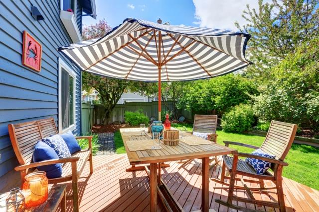 4 patio decorating ideas for summer - Garden & Outdoor, Lifestyle