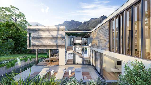 The Estate Offers 48 Luxury Houses With Three, Four And Five Bedrooms,  Priced From Just Over R20 Million, Inclusive Of VAT With No Transfer Duty  Payable.