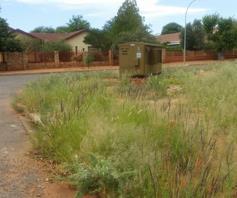 Vacant Land / Plot for sale in El Toro Park