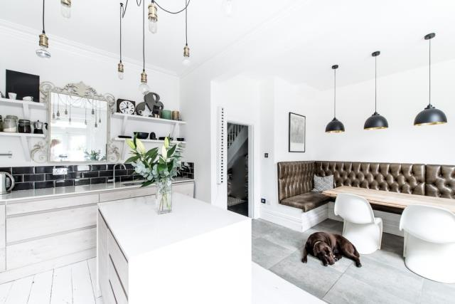 How To Create A Dining Space In Your Kitchen Building Renovation Lifestyle
