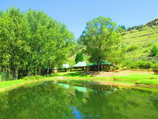 Buy a weekend getaway property in Dullstroom