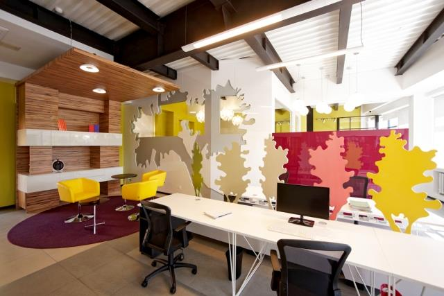 Office Desing Rustic Because Ideas Are So Important To The New Economy In 2018 We Expect To See More Idea Centric Offices That Enable Creative Thinking Osca Office Design Singapore Trends In Office Design Imagine Workplace Like This