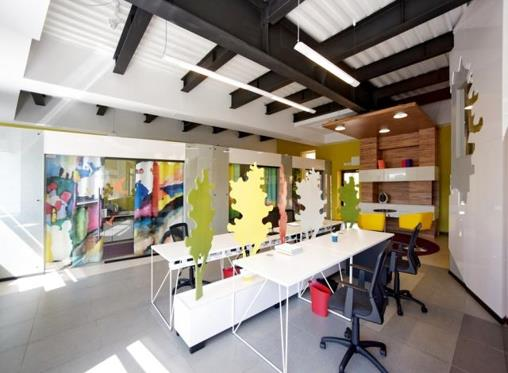 Property news in south africa commercial for Office design trends articles