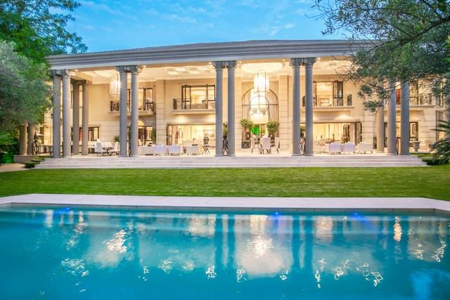 5 Over The Top Sandton Mansions You Have To See