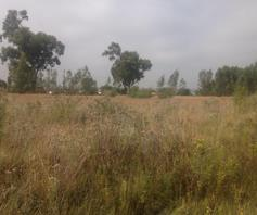 Vacant Land / Plot for sale in Aston Lake