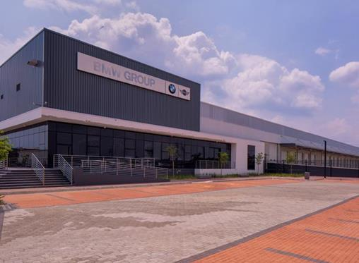 BMW moves into new regional distribution centre in Waterfall