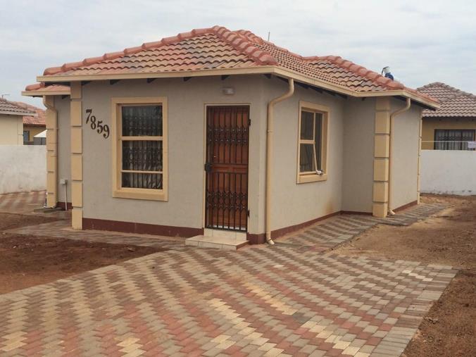 Property Development in Eldorette
