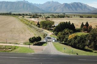 Office block and water rights for 10HA.  This beautiful farm is situated 15km from Porterville and 22km from Gouda.  Stellenbosch ...