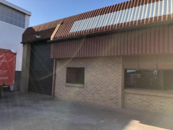 Industrial Property To Rent In Montague Gardens   Off Montague Drive, Montague  Gardens   P24 106518972