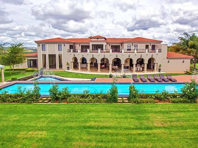 6 Of The Most Expensive Homes Now For Sale In Pretoria