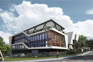 Currently designed as a Premium Grade building which will be one of the best P-Grade ...