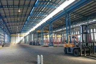 MASSIVE high roof immaculate WAREHOUSE 4000 SQM TO LET with outstanding offices, massive 20 000 sqm yard,4 x overhead cranes, change ...