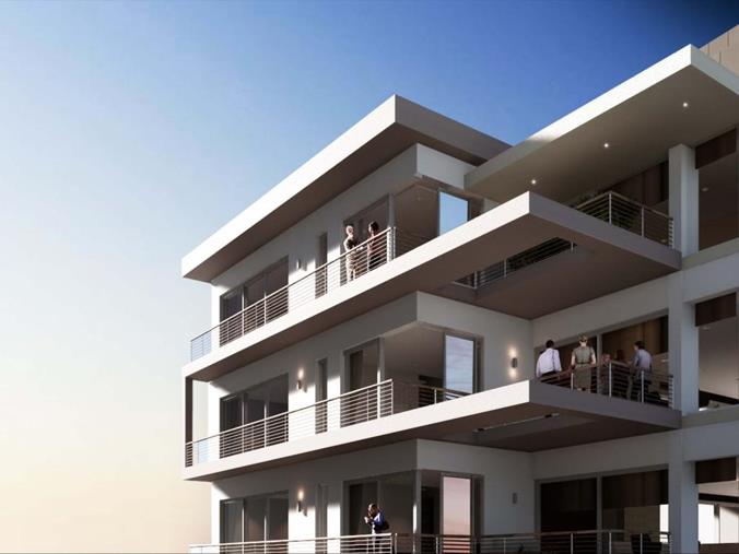 Property Development in Bloubergstrand
