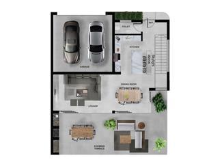 Villa Type 3B