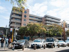 Commercial property to rent in Sunnyside - Pretoria