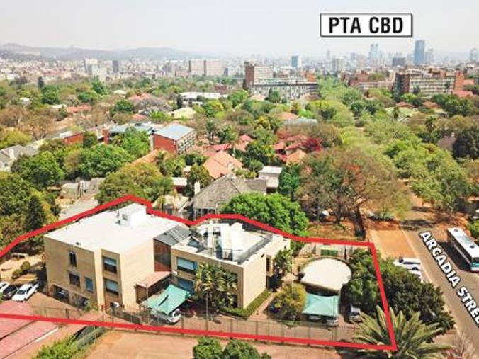 Stand Alone Office Block ,Pretoria