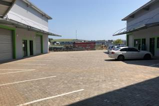 Brand new warehouse available for Sale in well established park in Ballito. Unit has 1 roller shutter door and 3 phase power with ...