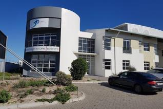 An Industrial Property with offices and ...