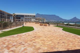 Secure beachfront 2 bedroom apartment available 01/12/2019, R11 000-00pm. Both bedrooms have bic's and sea views. The kitchen has ...