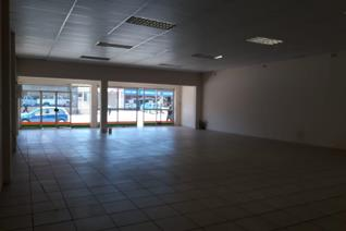Vat included.  This commercial property is situated in the CBD with a shop front for ...