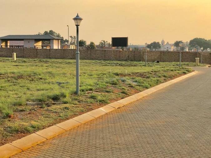 Security Development in Norton Park