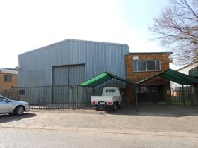 Commercial property to rent in New Era - Springs