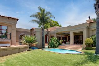 4 Bedroom House for sale in Bryanston - Sandton