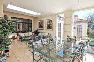 4 Bedroom House to rent in Dainfern Ridge - Sandton