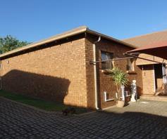 Townhouse for sale in Fochville