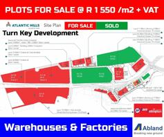 Vacant Land / Plot for sale in Atlantic Hills